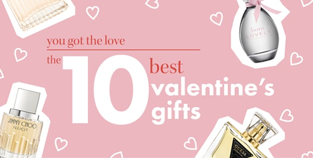 Our Top 10 Best Valentine's Day Gifts